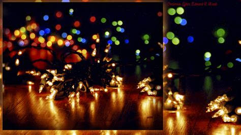 christmas wallpaper hd widescreen christmas lights hdtv widescreen wallpaper by ejkaull on