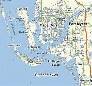 florida fort myers map fort myers real estate market