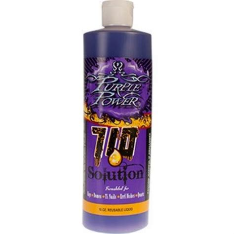 710 Detox Purple Review by 710 Solution Purple Power Instant Formula All