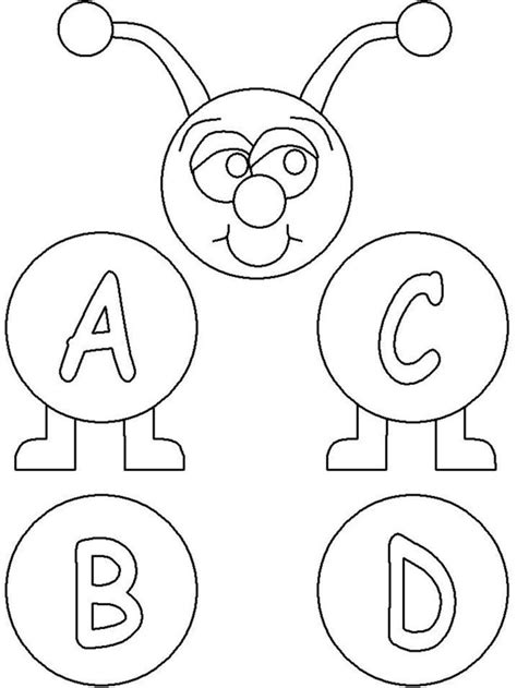 coloring pages of abc s to print abc coloring pages 2 coloring pages to print