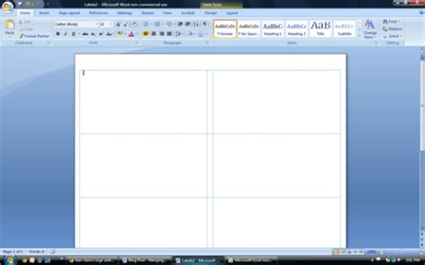 avery template 8163 for word merge data from an excel workbook into a word document