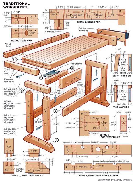 L Shaped Garage Plans diy workbench woodarchivist
