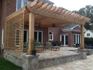 pergola with shade sail shades for decks pergolas shade sails solid structures decks and fences outdoors