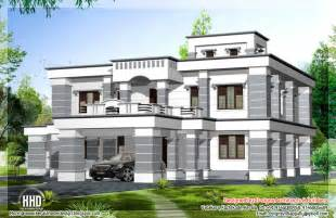 Colonial Style House Plans by 3200 Square Feet Colonial Style Home Design Kerala Home