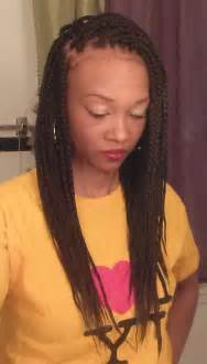 how many bags of hair for box braids how to medium length box braids over 2 strand twists