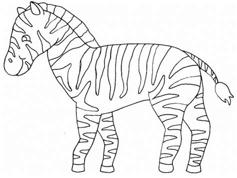 zebra print t coloring pages
