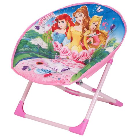 disney princess recliner disney princess moon chair kids furniture b m stores