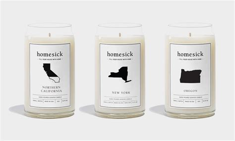 homesick candle homesick candles fill your house with the smell of home
