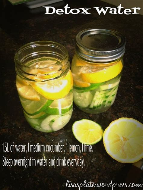 How Should You Keep Detox Water by 1000 Images About Detox Water On Health Diet