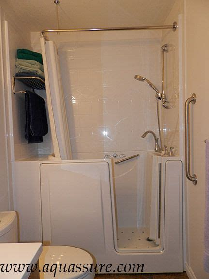 bathtub shower curtain surround 17 best images about walk in tub gallery of installed tubs