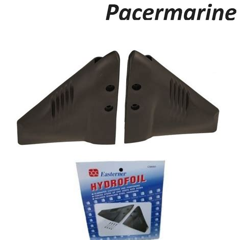 outboard motor fins easterner outboard hydrofoil fins 50 130hp pacermarine