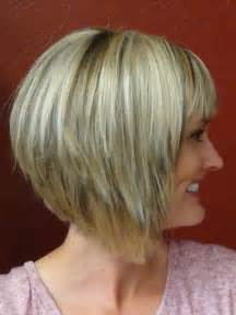 how to cut hair so it stacks short stacked haircuts for women