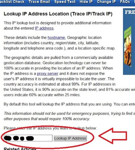 Lookup Who Lives At An Address How To Find Out The Ip Address Of Somebody Sending You Anonymous Messages