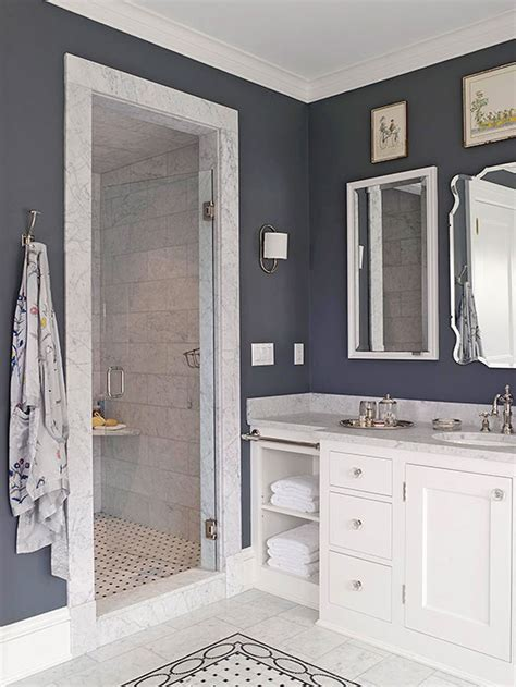 how to see through bathroom glass walk in shower ideas for small bathrooms from oliver