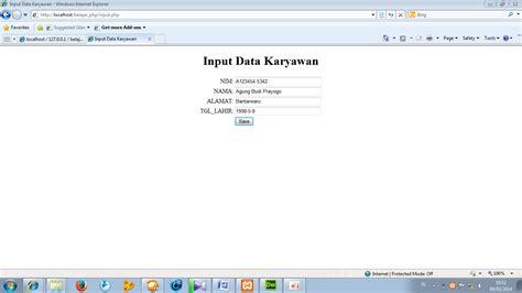 tutorial desain web php tutorial membuat web desain php dengan adobe dreamweaver
