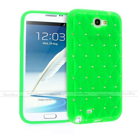 Silicon Casing Softcase Stand Samsung Note 4 Note 5 sparkle bling soft silicone for samsung galaxy note 2 n7100