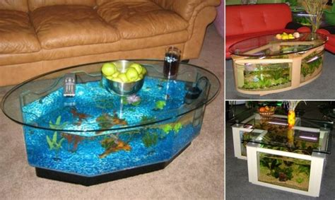 cool table l cool aquarium coffee tables icreatived
