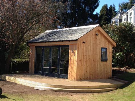 art studio  perthshire jml garden rooms scotland