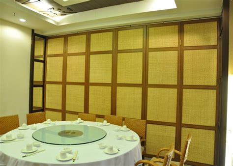 temporary wall partitions hotel acoustic fabric panels