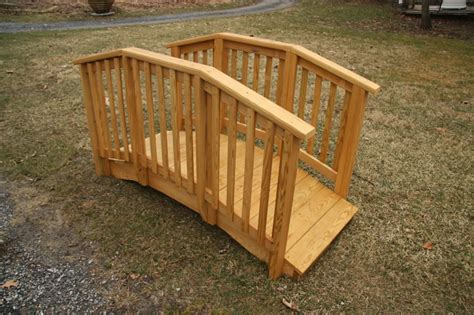 how to make a wooden bridge small wooden footbridge plans diy free download furniture