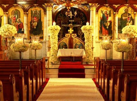 25 Church Wedding Decorations Ideas   Wohh Wedding