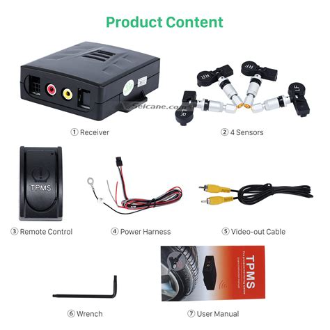 tire pressure monitoring 1995 bmw 3 series user handbook new tpms tire pressure monitoring system for android car dvd player with 4 external sensors lcd