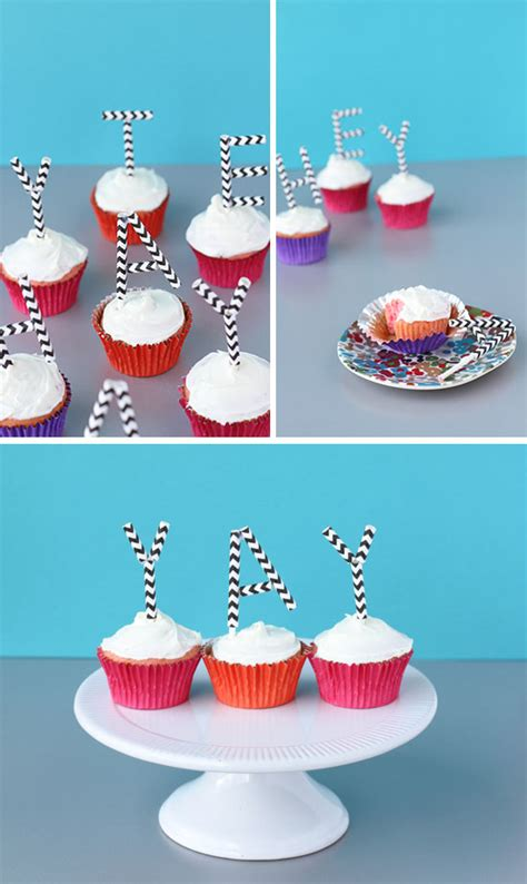 diy cupcake decorations 25 diy cupcake toppers for a variety of special occasions