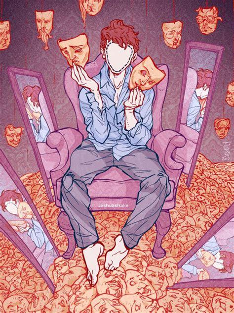Psychedelic Meme - acid trippy on tumblr