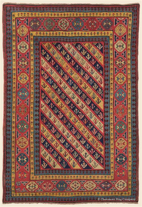 claremont rug gendje southern caucasian antique rug claremont rug company