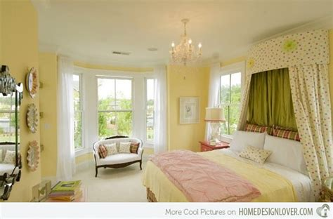 Light Yellow Bedroom 15 Zesty Yellow Bedroom Designs Home Design Lover
