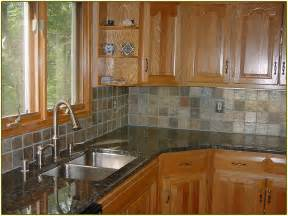 Backsplash Tile For Kitchens Cheap by Cheap Kitchen Backsplash Home Design Ideas