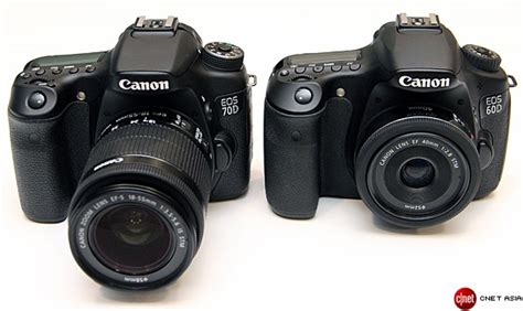 Kamera Canon 60d Dan 70d komparasi fisik canon eos 70d vs canon eos 60d merdeka