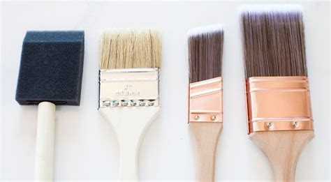 Paint Brush Hair Types by 17 Best Images About All Things Chalk Paint On