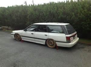 Subaru Legacy Hatchback 92 Subaru Legacy Wagon