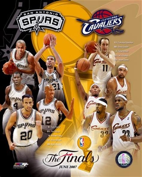 2007 Mba Finals by Pin Ginobili Nba On
