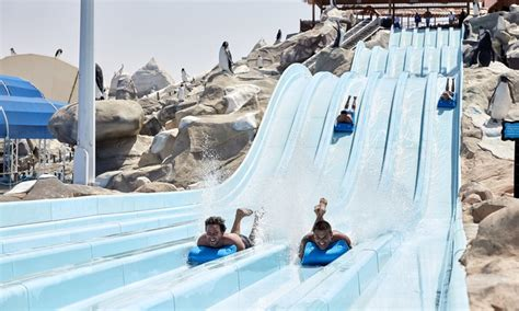 Freezer Aqua 6 Rak iceland water park up to 40 ras al khaimah rak groupon