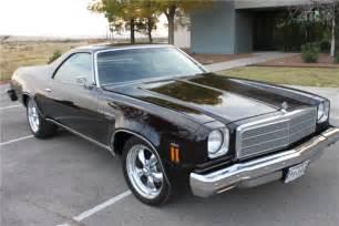 1974 Chevrolet El Camino 1974 Chevrolet El Camino 162839