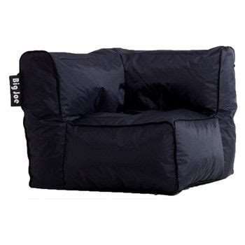 big joe zip modular sofa corner chair bean bag chairs