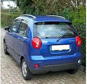Chevrolet Matiz Facelift Rearjpg  Wikimedia Commons