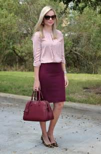 25 best ideas about burgundy skirt on