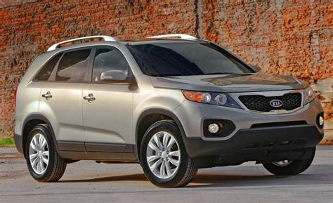 Car And Driver Kia Sorento Car And Driver