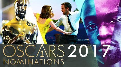 film oscar award 2017 oscars 2017 89th academy awards nominations and our