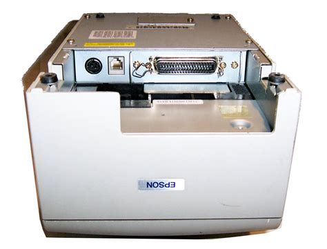 Printer Epson M188d epson tm u220d model m188d epos matrix printer no ac adapter