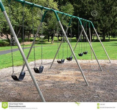 swing com swing set royalty free stock photography image 1261507
