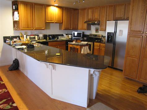 Kitchen Countertop Design Kitchen Counter Ideas Afreakatheart