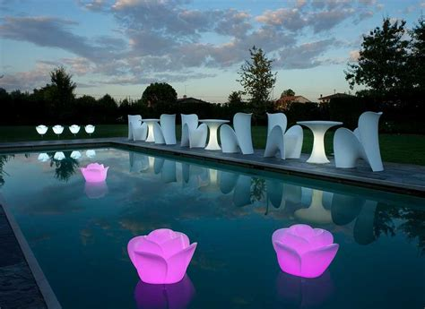illuminazione piscina lade led piscina
