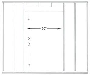How To Frame A Closet Opening by Exploring Closet Door Types How To