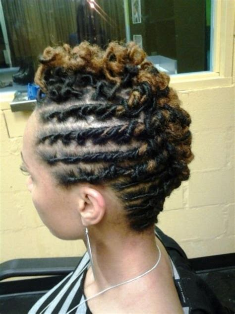 pictures of short dreadlock hairstyles 128 best images about short loc styles on pinterest loc