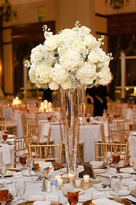 Large Flower Arrangements For Weddings by 25 Best Ideas About Wedding Floral Arrangements On