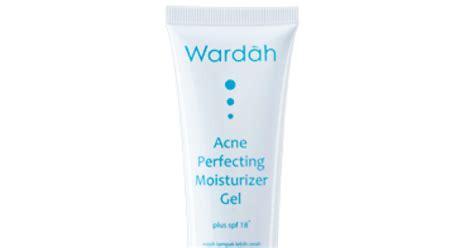 wardah acne series solusi menghilangkan jerawat  bekas